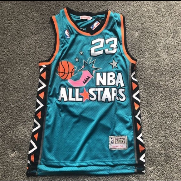 big sale 054fa b0c92 Michael Jordan 1996 All star authentic Jersey NWT